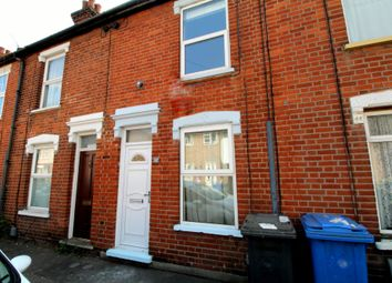 Thumbnail 3 bedroom terraced house to rent in Kingston Road, Ipswich