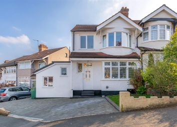 Thumbnail 4 bed property for sale in Harrow Road, Carshalton