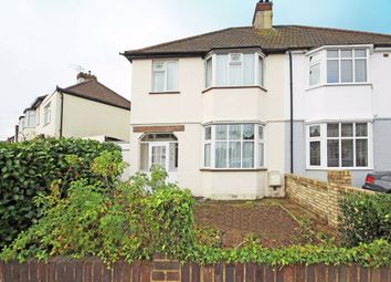 Thumbnail 3 bed semi-detached house to rent in Carrington Avenue, Hounslow