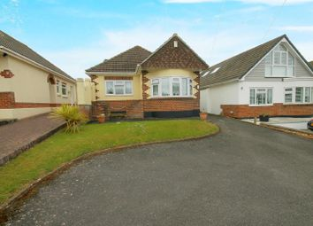 Thumbnail 2 bed detached bungalow for sale in Rose Crescent, Oakdale, Poole