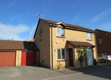 Thumbnail 2 bedroom semi-detached house for sale in Fontana Close, Longwell Green, Bristol