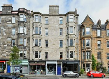 Thumbnail 4 bed flat for sale in Roseneath Street, Marchmont, Edinburgh