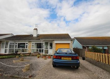 Thumbnail 2 bed semi-detached bungalow to rent in Maple Close, Brixham