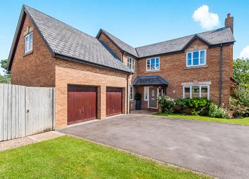 Thumbnail 5 bed detached house for sale in Hillfield Road, Oundle, Peterborough