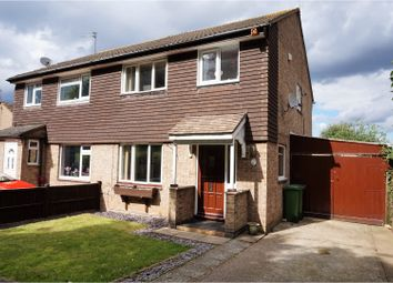 Thumbnail 3 bedroom semi-detached house for sale in Featherby Drive, Glen Parva