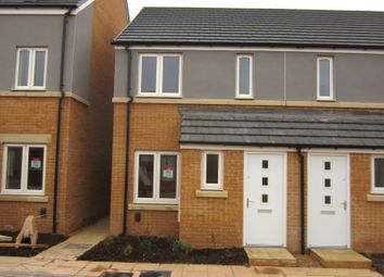Thumbnail 2 bed end terrace house to rent in Long Culvering, Cranbrook, Exeter