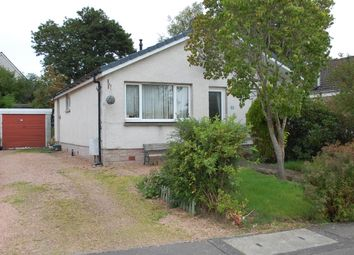 Thumbnail 3 bedroom detached bungalow for sale in Smithfield Crescent, Blairgowrie