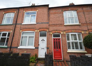 Thumbnail 2 bed terraced house for sale in John Street, Enderby, Leicester