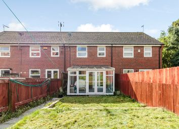Thumbnail 3 bed terraced house for sale in Hillside Gardens, Peterborough