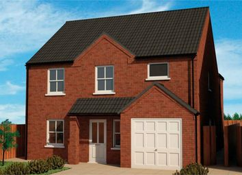 Thumbnail 4 bedroom detached house for sale in Kettle Drive, Newborough, Peterborough