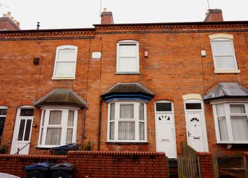 Thumbnail 2 bed terraced house to rent in Douglas Road, Handsworth, Birmingham