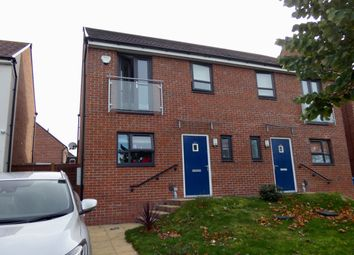 Thumbnail 3 bed semi-detached house for sale in Harrison Street, Salford