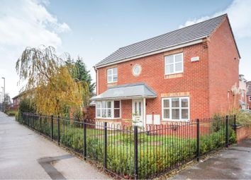 Thumbnail 3 bed detached house for sale in Ashgate Road, Nottingham