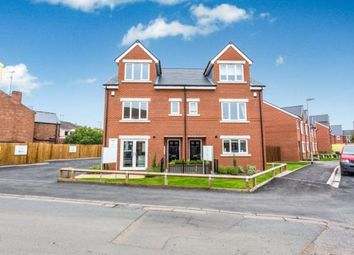 Thumbnail 4 bed town house for sale in St George's Lane, Worcester
