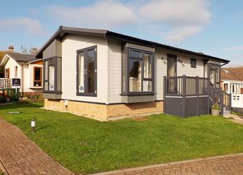 Thumbnail 2 bed mobile/park home for sale in Westbrook Green, West Side, North Littleton