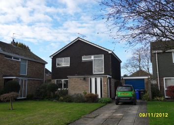 Thumbnail 3 bed detached house to rent in The Ridings, Worlingham, Beccles