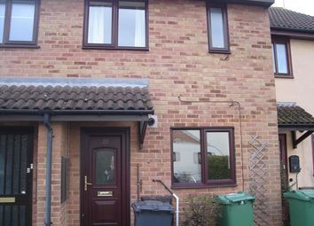 Thumbnail 2 bed terraced house to rent in Hazel Close, Longlevens, Gloucester