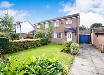 Thumbnail 2 bed semi-detached house to rent in Thornley Lane South, Stockport