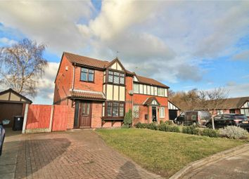 Thumbnail 3 bed semi-detached house for sale in Stannyfield Close, Crosby, Thornton