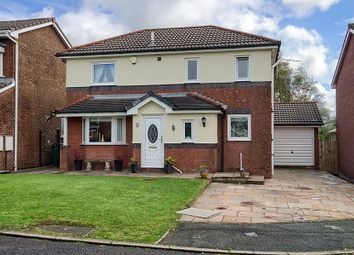 Thumbnail 3 bed detached house for sale in Calico Close, Oswaldtwistle, Accrington