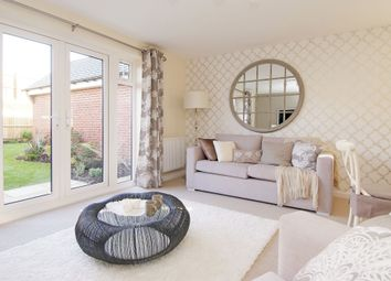 "Thumbnail 3 bed semi-detached house for sale in ""Nugent"" at Fen Street, Wavendon, Milton Keynes"