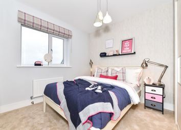 Thumbnail 1 bedroom flat for sale in Langford Mills, Norton Fitzwarren, Taunton