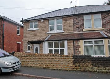Thumbnail 3 bed semi-detached house for sale in Ford Street, Basford, Nottingham