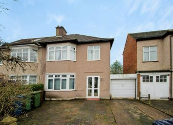 Thumbnail 3 bedroom semi-detached house for sale in Pinner Park Avenue, Harrow