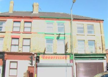 Thumbnail 3 bed flat to rent in Smithdown Road, Liverpool, Merseyside