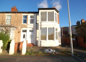 Thumbnail 4 bedroom end terrace house for sale in Westbourne Avenue, Blackpool, Lancashire