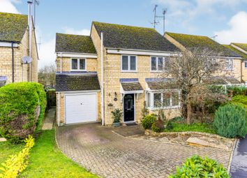 Church Meadow, Milton-Under-Wychwood, Chipping Norton OX7. 4 bed detached house for sale