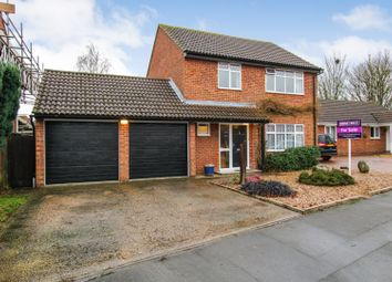 4 bed detached house for sale in Douglas Road, Bedford MK41