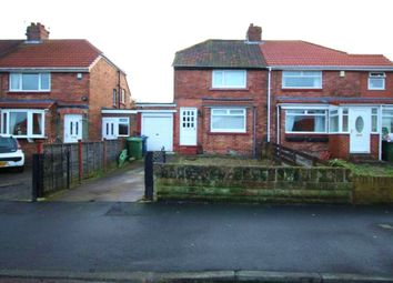 Thumbnail 2 bed semi-detached house to rent in Woodside Gardens, Dunston, Gateshead