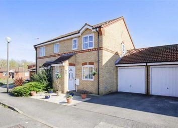 Thumbnail 2 bed semi-detached house for sale in Wymondham, Monkston, Milton Keynes