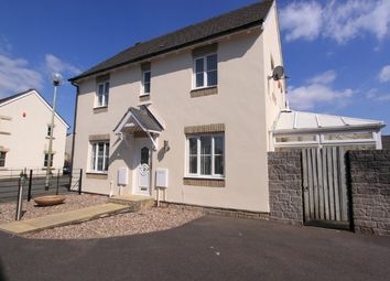 Thumbnail 3 bed link-detached house to rent in Temeraire Road, Manadon Park, Plymouth