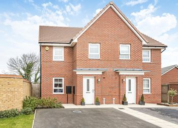 3 bed semi-detached house for sale in St. Wilfrids View, Brayton, Selby YO8