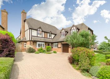 Thumbnail 5 bedroom detached house for sale in Holy Thorn Lane, Shenley Church End, Milton Keynes, Buckinghamshire