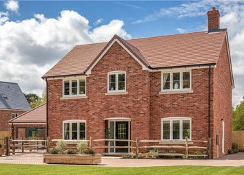 "Thumbnail 5 bedroom detached house for sale in ""Charlesworth"" at Hollybush Lane, Burghfield Common, Reading"