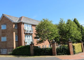 Thumbnail 2 bed flat for sale in Heol Cilfrydd, Barry