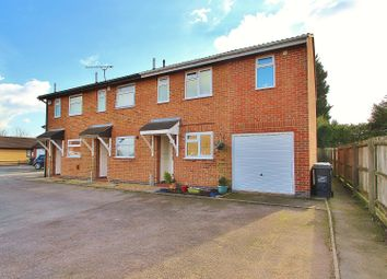 Thumbnail 3 bedroom town house for sale in Partridge Road, Thurmaston, Leicestershire