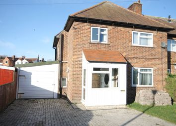 Thumbnail 4 bed semi-detached house for sale in Hungate Lane, Hunmanby