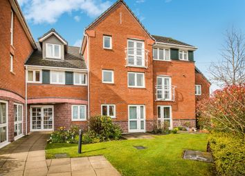 Thumbnail 1 bed flat for sale in Lovell Court, Parkway, Holmes Chapel, Crewe