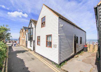 Thumbnail 3 bed terraced house to rent in Sea Wall, Whitstable