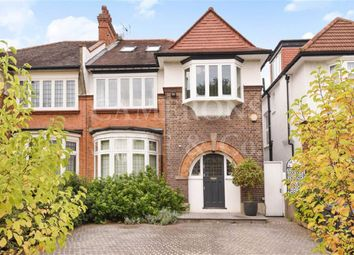 Thumbnail 5 bed semi-detached house for sale in The Avenue, Brondesbury Park, London