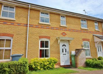 Thumbnail 2 bedroom end terrace house for sale in Old Warren, Taverham, Norwich