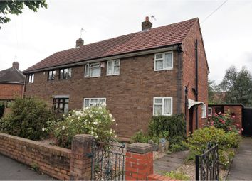 Thumbnail 3 bed semi-detached house for sale in Old Park Road, Wednesbury