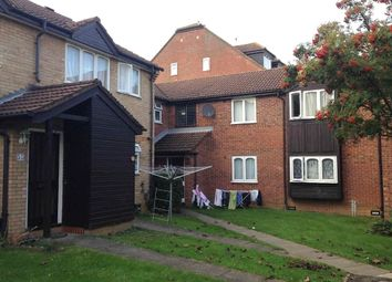 Thumbnail 1 bed flat to rent in Burrell Close, Edgware