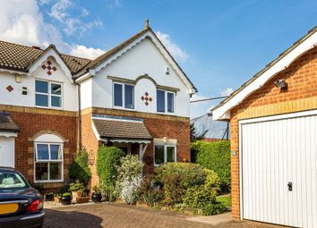 Thumbnail 4 bed terraced house for sale in Hadleigh Close, London