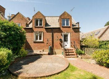 Thumbnail 2 bed semi-detached house to rent in High Street, Weedon, Buckinghamshire