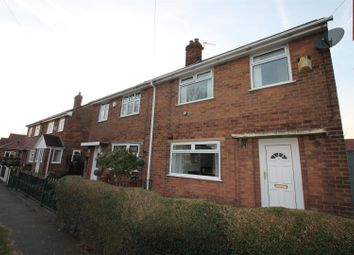 Thumbnail 3 bed semi-detached house for sale in Cheriton Road, Flixton, Manchester